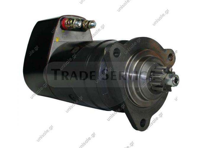 860514 Prestolite starter motor 24V 6.6kW z11 (New  SCANIA144 L SCANIA143 H    SCANIA124 C  SCANIA114 C   SCANIA113 E   FIAT330.26 N IVECO19042P Turbostar