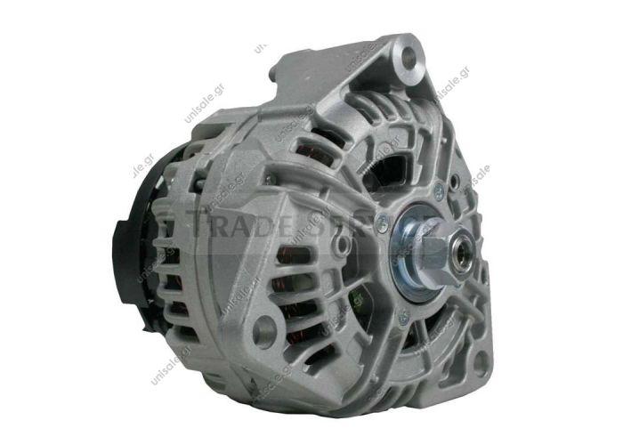 MAN TGA TGM 04 28V 40/110A BOSCH F042301133, Alternator MAN LION S STAR1991-... SU1975-... TGA2000-... TGL2005-... TGM2005-... TGS2007-... TGX2007-...