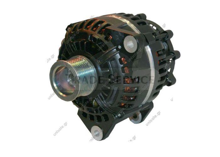 AVI147S3008HD Prestolite alternator 24 V 120 A   BOSCH0124655065 PRESTOLITEAVi147S3008HD