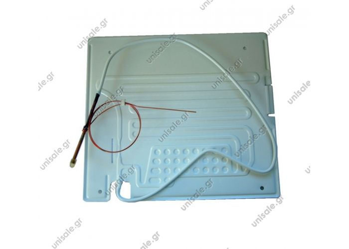 Plate evaporator Measurements: 390x350x1,2mm Diameter/tubes 6mm