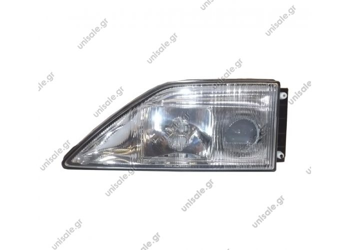 A0028202161   Main head light, f. Citaro  Left hand side, H1 T4W , 24V Περιγραφή Προϊόντος 1DL007859-011   – HELLA Evo Bus αριστερός προβολέας, 24V    MERCEDES-BENZ CITARO   HELLA 1DL007859-057  MERCEDES 0028205061  MERCEDES A0028205061