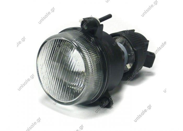TYPE: HELLA FOGLAMP  193 702 230   Nr./Ref.: N1011025329 DescriptionFog light left+right, Neoplan, Bova, Volvo H3, Dia. 80mm