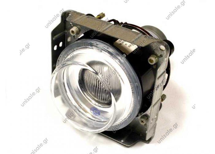TYPE: HELLA LAMP  193 702 270  BEHR/HELLA 1BL007834037 MAN N1011025330  Hella Genuine 1BL007834-047 Left & Right Headlight Assembly Insert - Dipped Beam Headlamp