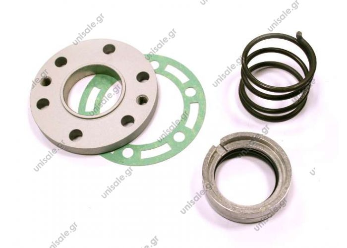 ΣΤΥΠΙΟΘΛΙΠΤΗΣ  BOCK      TYPE: FRONT SHAFT SEAL KIT FOR BOCK FK4/FK5/FK13  24.01.75.105 Kit Floating RIng Seal Bock FK4/5/13 (08005)   TYPE: Choke BOCK FK FKX4 + 5 + 13, FK4 / 467 R134a ORIGINAL !!!