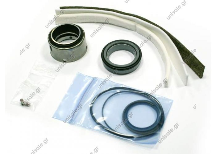 BITZER ΣΕΤ ΣΤΥΠΙΟΘΛΙΠΤΗ   FRONT SHAFT SEAL KIT WITH O-RING FOR BITZER D70/D60  24.01.77.025 Shaft seal assy. w/O-Ring, Bitzer (37402306 / H13-002-298 / WEB1102678) Seal compressor A / C Bitzer 4UFC (Y)  4NFC (Y); 4UFR (Y)  4NFR (Y); 6UFC (Y)  6NFC (Y)