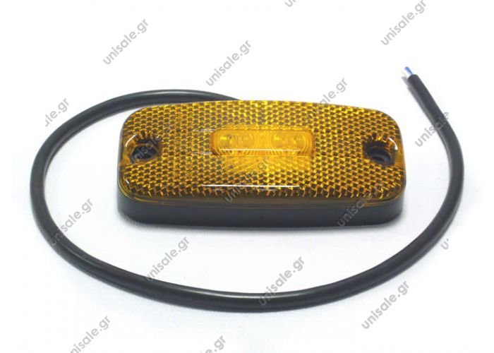 TYPE: LED SIDE MARKER LAMP  193 103 550