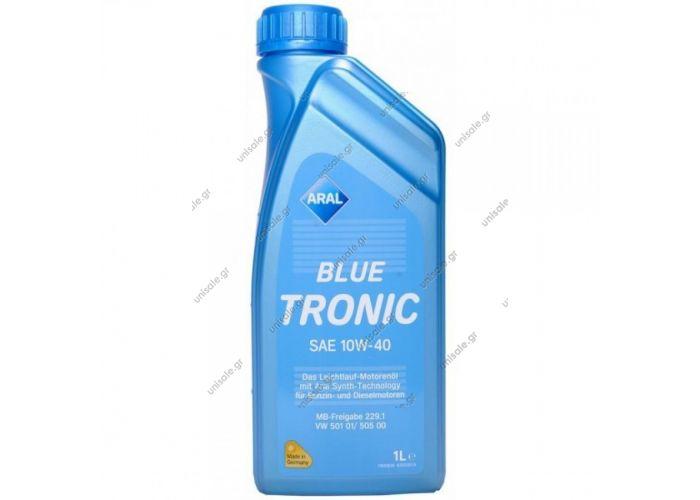 Λάδι Aral 10W-40 Bluetronic [1Λίτρο]
