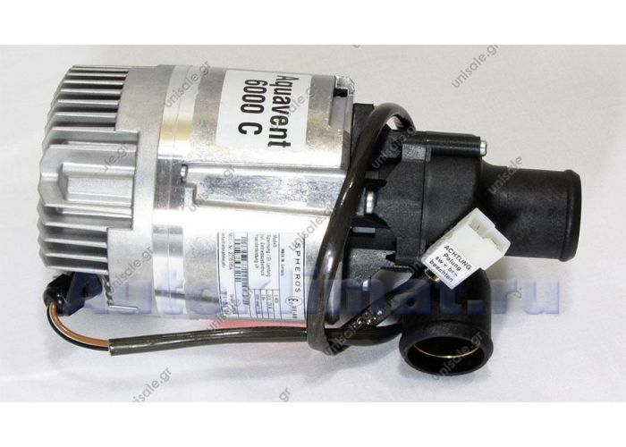 1314723A  WEBASTO HEATER WATER PUMP U4855 24V | 1314723A New, original  Producer number: 2710201A    Water pump U4856 AQUAVENT 6000SC Webasto nr kat. 2710201A  supply voltage: U = 24 VDC   11117201A, 2710197A, 9810185B, SPHEROS, WEBASTO