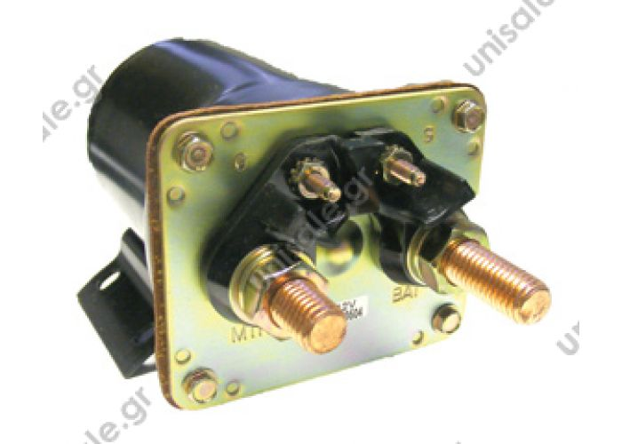 SND1259  ΜΠΟΥΤΟΝ ΜΙΖΑΣ     DELCO REMY 1115526  40MT 50MT   SOLENOID   ΜΠΟΥΤΟΝ ΜΗΧΑΝΗΜΑΤΩΝ LUCAS-JAPAN DELCO-REMY   1115717 — Part 50MT (24V) (SSL)    BSS3504-Solenoid-Delco-40MT-M8 Category: Solenoids.