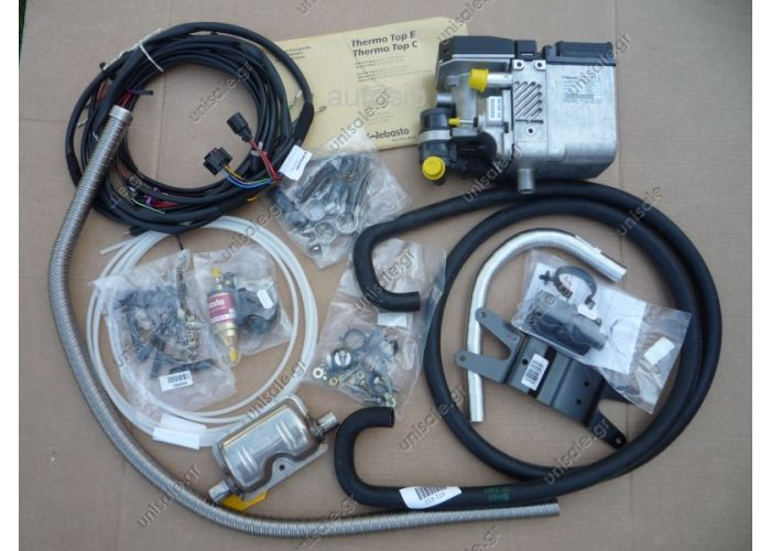 WEBASTO Thermo Top C 9003168 C / 1316768 A / 9003167C   9003168C Webasto Thermo Top C Kit 12v (without control