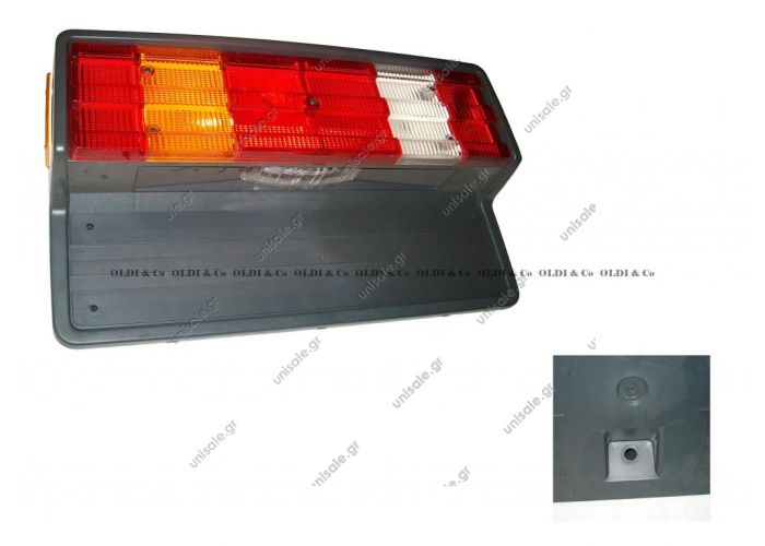 672D MERCEDES 002 544 42 03 (0025444203), Combination Rearlight HELLA 2VD 005 300-551 (2VD005300551), Combination Rearlight; Combination Rearlight  Advertisement