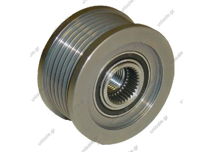 RML REF 500-379 Product Type:	Clutch Pulley Product Application:	Fiat / Iveco / Lancia Replacing F-554053.01 / .02 Cargo 235719 333135 Woods EC4102 Denso/Marelli Vauxhall 1.9 CDTi