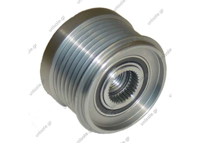 RML REF 500-423 Product Type:	Clutch Pulley Product Application:	Renault / Volvo Replacing F-550191 F-550191.3 Cargo 333025 231584 Woods EC4274 Bosch /Valeo Renault