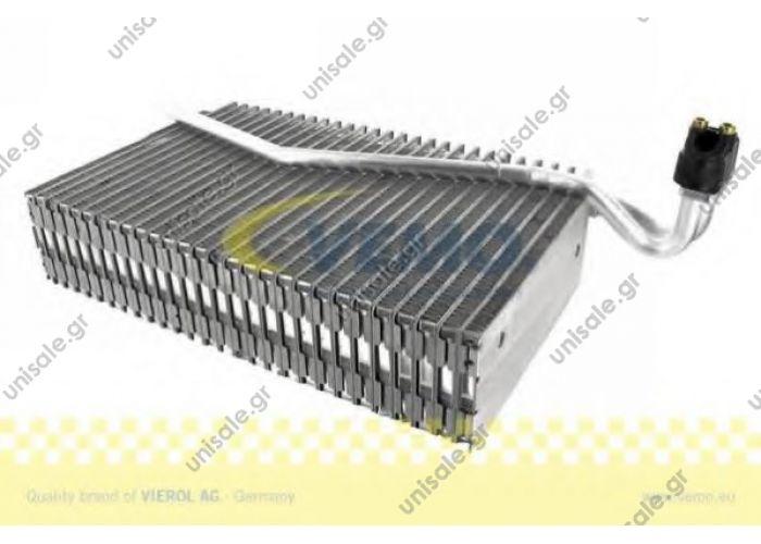 7403042  MERCEDES BENZ ACTROS      Exchanger Evaporator    Actros  20213 202137403042 Actros 0018304958 / A0008304958 OE: 0018304958, 0018308458 BEHR: 8FV351211761 DT: 464605