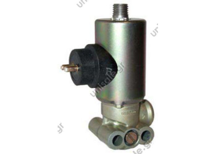 WABCO 472 128 758 0 Solenoid Valve  WABCO DT 5.70160 (570160), Solenoid Valve  Solenoid valve replaces Wabco: 472 171 704 0  Art. No. 5.70160 Solenoid valve