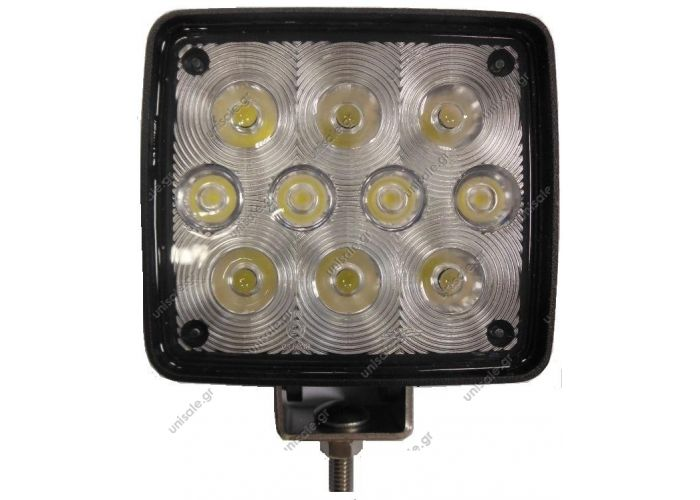 587 210 Work Lamp LED 9-36V Worklight LED 98x110x45 mm 9-36V 1100 Lumen