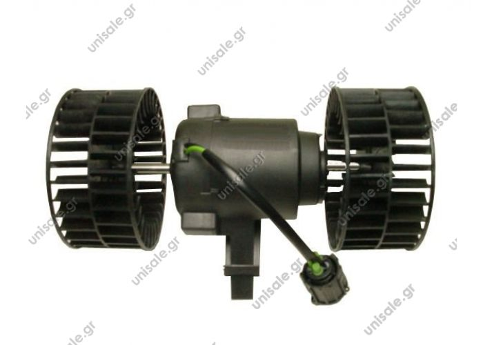 SCANIA 1357713, Electric Motor, interior blower   ΜΟΤΕΡ ΚΑΛΟΡΙΦΕΡ BOSCH 0 130 111 184 (0130111184), Electric Motor, interior blower    OE numbers: 1357713 1401436 1495692 Fan motor replaces Bosch: 0 130 111 184  Art. No. 1.22317