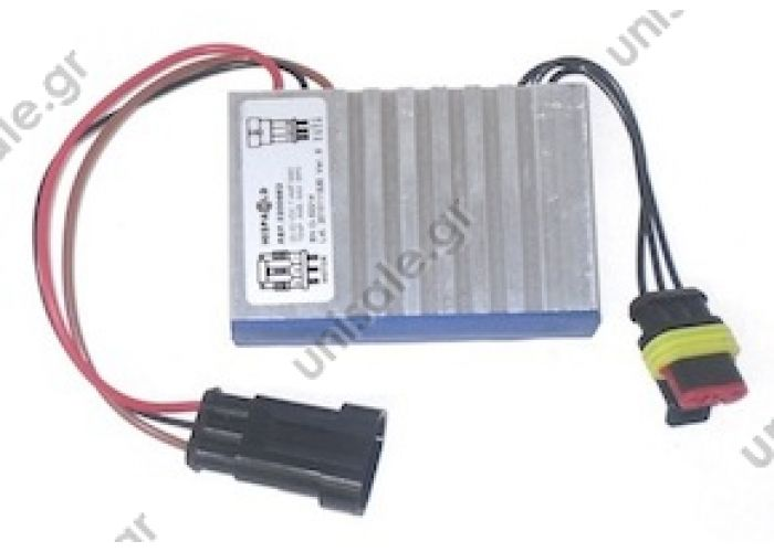 60670761   HISP3200662    Hispacold Speed Controller for HISP3050071 Motor (Use this & HISP4232262 to replace HISP3200697)  Speed variator Speed control  Hispacold For blower Hispacold  Vergl.-Nr. 3200662 Speed variator OE: 3200662 - 3200697