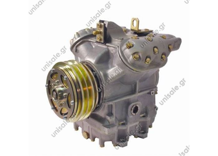 40430189   ΚΟΜΠΡΕΣΣΕΡ    THERMOKING TK X430  102-0917  Thermo King X430 Compressor Bus - Factory Reconditioned Thermo King . . . X430 C5    THERMO KING . . . Bus A/C systems   THERMO KING . . . 102-0672 . . . 102-0917