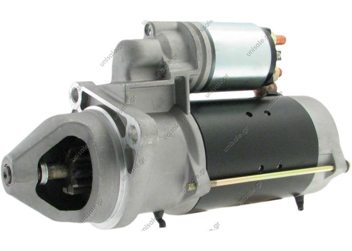 RML REF 200-822 Voltage / Power 24V 4.0 Kw Pulley / Drive:	Drive 11 Teeth 	Starter Motor Product Application:	Man / Mercedes Trucks Replacing 0001 231 019 Lucas LRS1970 Hella CS1243 Man Diesel Engines   30126 0001231007 0-001-231-007 0001231019 30126