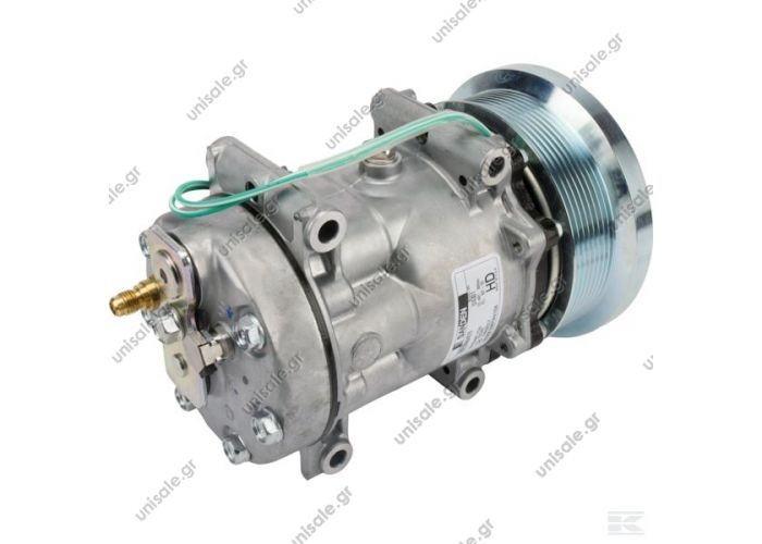 40405147  COMPRESSOR, SANDEN SD7H15 U4769 CATERPILLAR, 24V 133MM 8PV R134A   Various models OE: 1630872 - 3949671 - 4301 - 4769   CATERPILLAR SANDEN SANDEN 4355 Caterpillar OEM# 277-7245    CAT: 163-0872, 394-9671 Sanden model: 4769, 4301