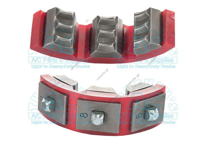ΠΡΕΣΣΑ ΕΛΑΣΤΙΚΩΝ ΣΩΛΗΝΩΝ 41.1370002  A/C Crimping Service part #8 Manufacturer: Mastercool  Description: A/C crimper dies   Notes: #8 std. die set for Mastercool crimper