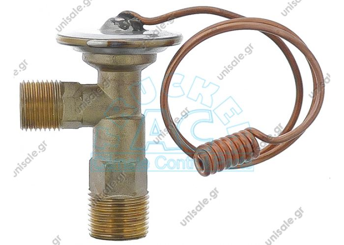 ΘΕΡΜΟΕΚΤΟΝΩΤΙΚΕΣ ΒΑΛΒΙΔΕΣ 431.10710  Expansion Valve - TXV 60058-5002 Volvo - Freightliner - International