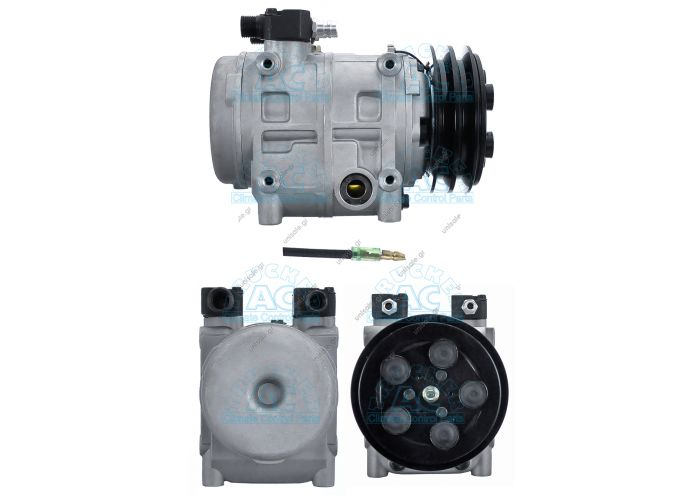 40430090 ΣΥΜΠΙΕΣΤΗΣ SELTEC TM31 156B2 24V     COMPRESSOR SELTEC TM-31  TM 31 24V 2 Gole  Description	Compressor Seltec TM31 24V 2-groove Bx159mm -Nr./Ref.: H13-000-822 , B13-AA2-801 , 240103024