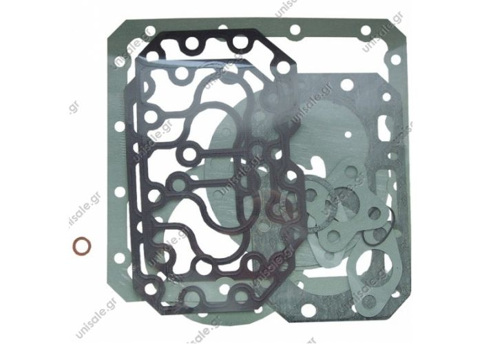 Gasket kit Hispacold Ecoice 4200429 Seals compressor-compressor HISPSACOLD ECOICE 660 4V Application: SCANIA, BOVA