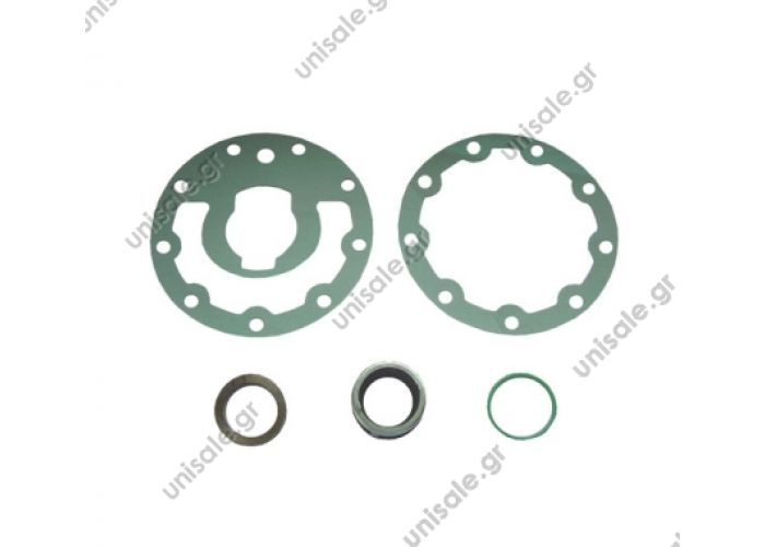 Hispacold Compressor seal assy. Ref.: 4200065 , 590678 for compressor 4V/6W Hispacold Compact Seal Kit (Compressor Shaft Seal 4/6 Cyl)