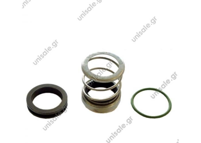 Compressor seal assy , 4-cylinder compressor shaft D=35mm Hispacold Ref.: 4200064 HISPACOLD 4200064 (4 cyl.)