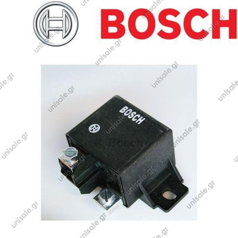 Relay For Starter Original Bosch 0 332 002 161 Universal 12 Volt Relais Arbeitsstrom V