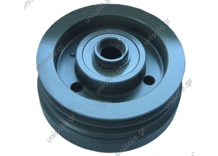 HISPACOLD   4050344  ΤΡΟΧΑΛΙΑ ΚΟΜΠΡΕΣΣΕΡ  Clutch Hispacold Ref.: 4050344 , 8100703 , 4050336 2xBx210mm  Hispacold Compressor Clutch 4v 660 - 2bo 210mm