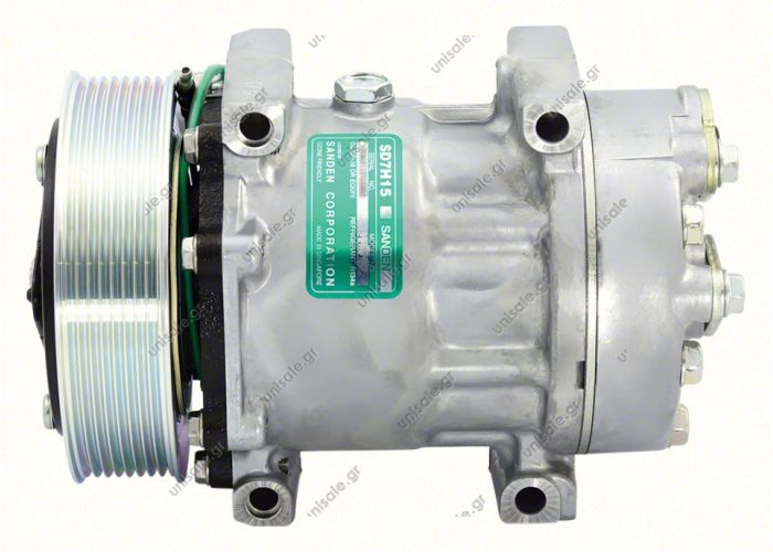 40450085 Compressors  VOLVO FH12 OE: 11104251 - 11412631 - 15082727 - 6034 - 8112 - 8113628 - 8191892 - 8242 - 85000315  Other Applications ApplicationYear FH16 I Serie08 93-> Serie C / E FH1208 93-> Various models