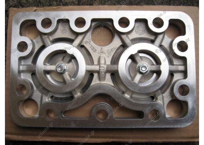 Compressor valve plate-compressor SUTRAK BOCK-GEA FK30 + 40K