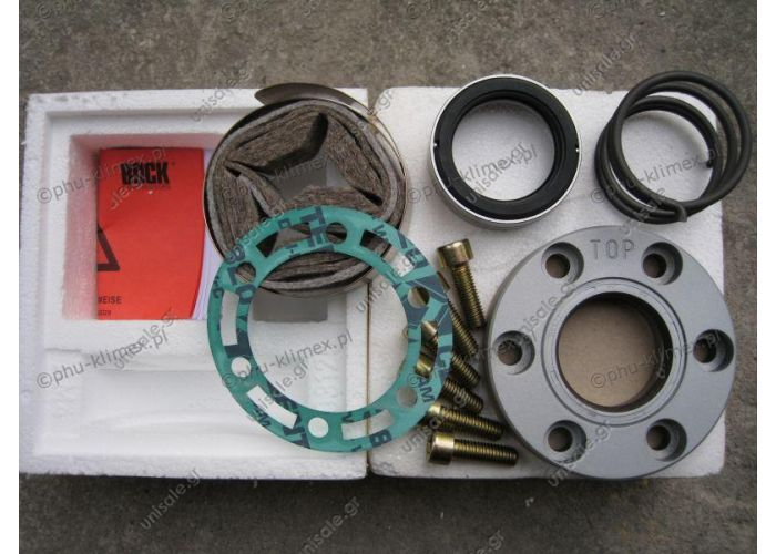 Choke shaft (seal) of the compressor-compressor SUTRAK BOCK-GEA Choke BOCK FK FKX40 + 50 R134a