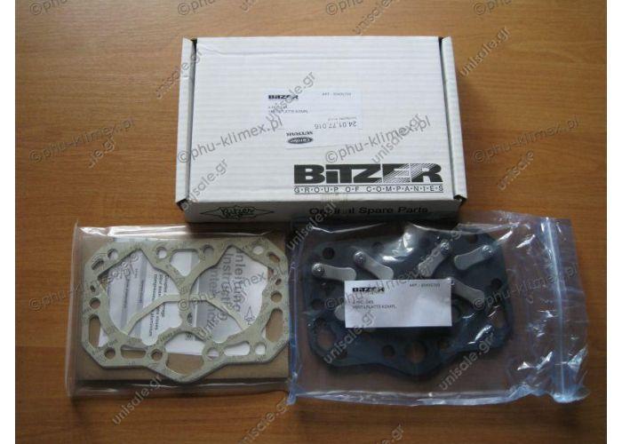 Compressor valve plate-compressor BITZER coaches Mercedes, Setra, MAN