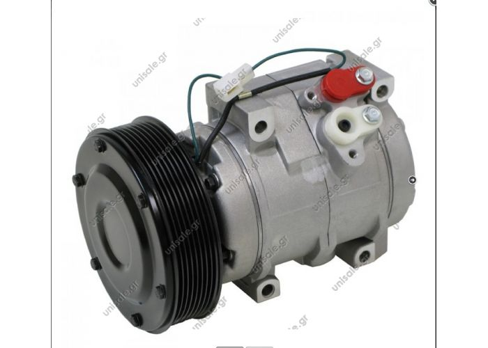40440131 A/C Compressor For CAT 305-0324 10S17C  OEM:305-0324      245-7779 Compresser New 10S Fits Caterpillar  CompressorsEarthmoving & farm machines  Caterpillar       2457779 - 3050324   Serie 300CL DENSO DCP99800, Compressor, air conditioning