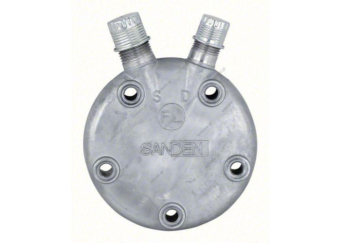 SANDEN SD5 4046083512Serie 5 OR Vert HEAD, SANDEN, VERT O-RING 508 & 510 OE: 9539-0450