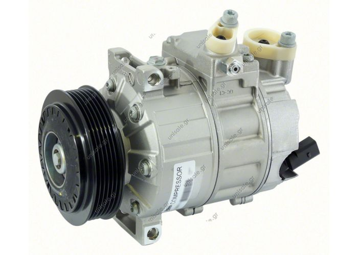 1K0 820 803 G (1K0820803G), Compressor, air conditioning699357 Compressor A / C Valeo DCS17E; 110 mm; PV6; 12V; IN;      COMPRESSOR, NEW, ZEXEL, VOLKSWAGEN GOLF 07/04- 2.0L FSI    40430244 Compressors > Cars  Eos 2.0 tdi  1K0820803F / 1K0820803