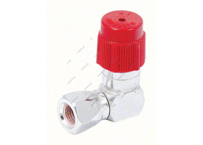 ADAPTOR ΜΕΤΑΤΡΟΠΗΣ 58.30004  VALVE,ACCESS, RETROFIT ADAPTOR,R134A, HIGH SIDE,3/16 FEM.FLARE, 90 DEGREE