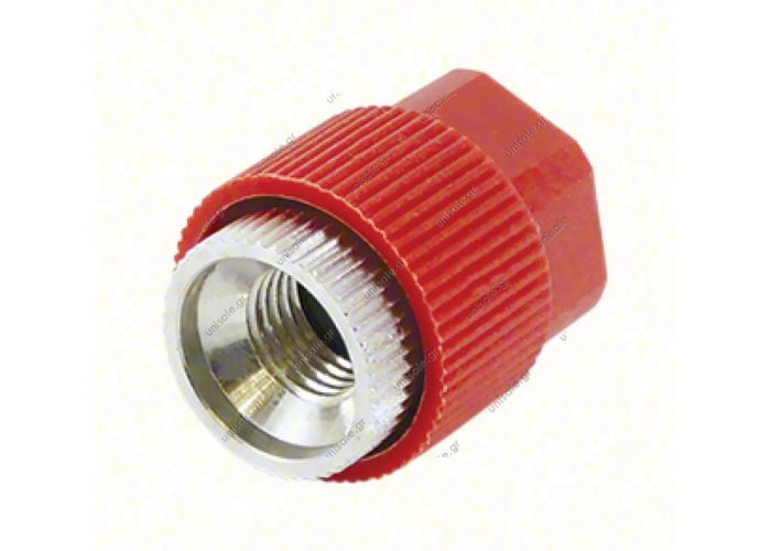 ADAPTOR ΜΕΤΑΤΡΟΠΗΣ 58.30005 VALVE,ACCESS, RETROFIT ADAPTOR,R134A, HIGH-SIDE,3/16 FEM.FLARE, NO CORE