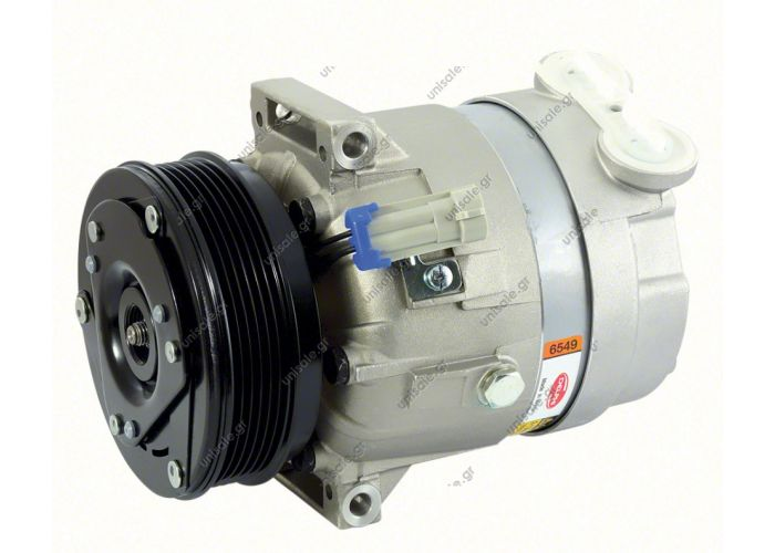 40450074   ΣΥΜΠΙΕΣΤΗΣ OPEL VECTRA 2.0      Compressor Delphi (harrison) OEM   OPEL : 1854144, 1854079, 1854106, 1854067, 1854091    Saab   Opel  Vectra  COMPRESSOR,NEW, DELPHI V5 HOLDEN VECTRA JR-JS C20/22SE 20-2200 1997 ON