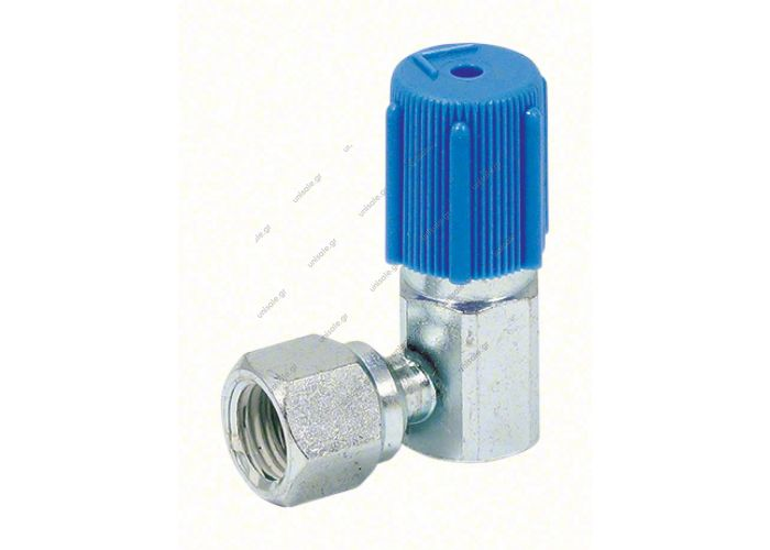ADAPTOR ΜΕΤΑΤΡΟΠΗΣ 58.30002 VALVE,ACCESS, RETROFIT ADAPTOR,R134A, LOW -SIDE,1/4 FEM.FLARE, 90 DEGREE
