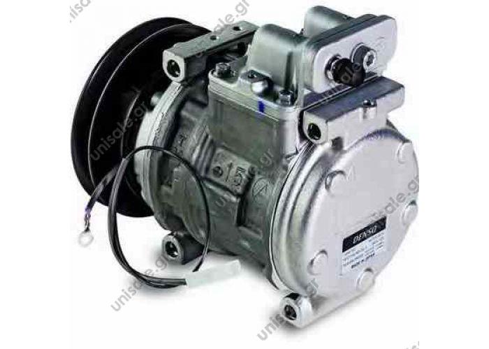 ΚΟΜΠΡΕΣΕΡ A/C Compressor Denso complete DCP17033 COMPRESS MERC SK1922 S 89-94    MERCEDES SK [PA15C-A2001] MERCEDES No. 000 230 1511 , 003 131 8901  MERCEDES : 5412301111, A5412301111 MERCEDES BENZ : 0002301511, A0002301511