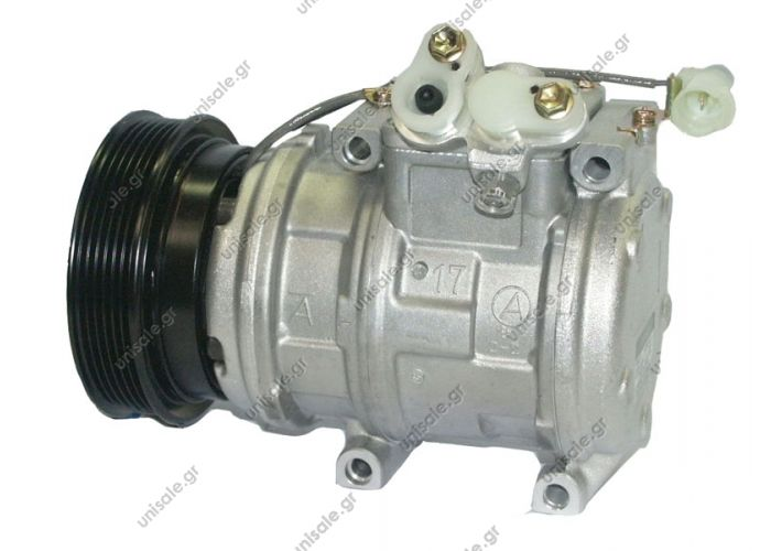 98926 (97926) MODEL LAND ROVER - FREELANDER (LN) (2.0DI) Compressor DCP14005    DESCRIPTION  LAND ROVER - FREELANDER Soft Top - 2.0 DI 4x4 / 02.98-10.06 /  AIR CONDITIONING COMPRESSOR KS1.5134 AUK169 8634816 4471009638 AWR1458