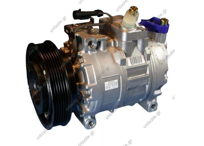 68119 (67119)ALFA ROMEO / LANCIA MODEL - 166/KAPPA  Compressor Denso complete  ALFA ROMEO : 46536396 FIAT : 512070000 LANCIA : 46536396