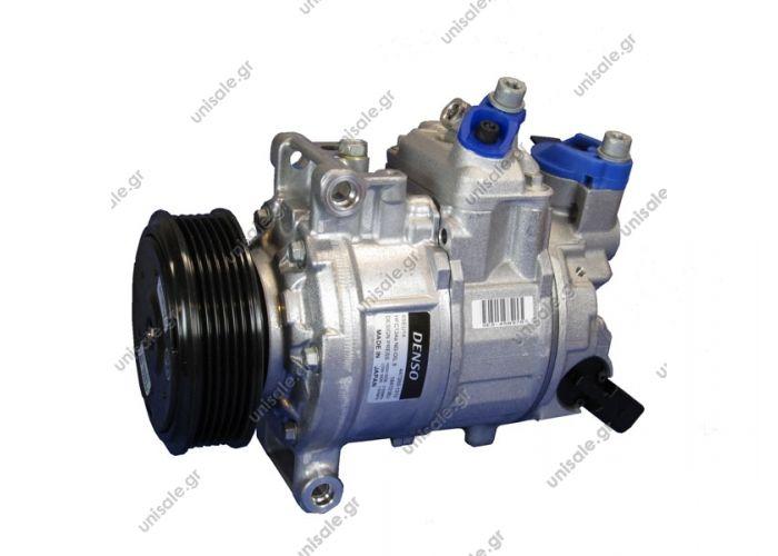 40440134  Compressor Denso complete   AUDI A6 III Serie 2.0-2.8 fsi / 2.0-2.7-3.0 tdi AUDI : 4F0260805T