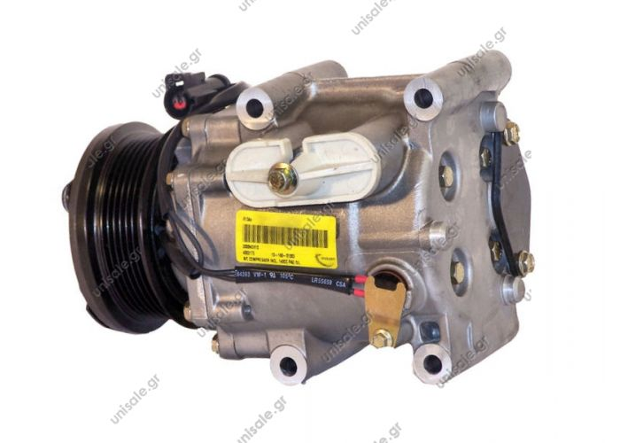 68129 (67129) MODEL FORD - MONDEO II (2.0,1.6,1.8) COMPRESSOR -SCROL 	1084732 / RXS7H19D629EA / XS7H19D629EA / YS7H19D629BA  TSP0155375 Kompresor A/C Visteon Scroll; 97mm; PV6; 12V; H; Ford Mondeo; Cougar