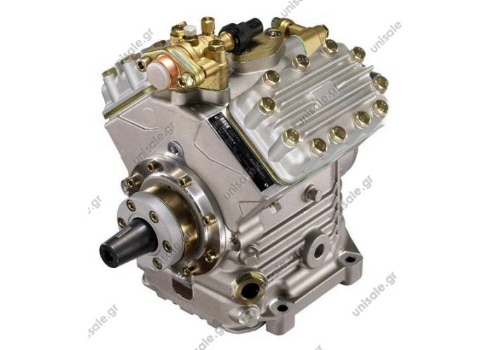 40430086.1 BOCK Compressor FKX 40/560K  13990 / 24010106046 / 42541852 / 500369351 / 50039   A 001 830 30 60 , A 629 830 95 60 , A 002 830 30 60 , 1804 170 173 , 500369351 with shut-off valves